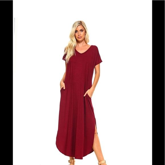 Women's plus size maxi dress size 2X